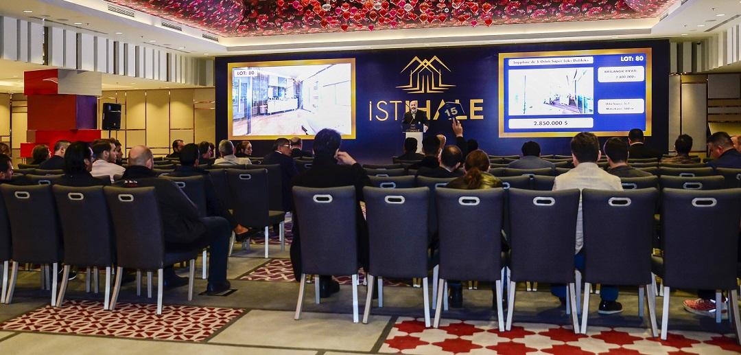 Türkiye'nin ilk münferit gayrimenkul müzayedesinde yüzde 28'lik satış