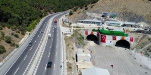 Sabuncubeli Tüneli 10 Haziranda Açılıyor