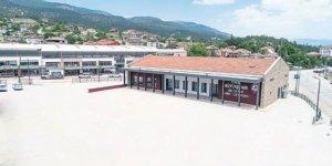 Denizli Çameli Otobüs Terminali Açıldı