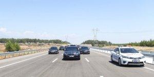Antalya Kuzey Çevre Yolu Açıldı
