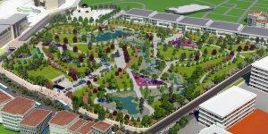 Türkiye'nin İlk Millet Bahçesi Projesi Görücüye Çıktı