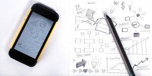 Akıllı Kalem Teknolojisi İle Elle Yapılan Çizimler Dijital Ortama Aktarılıyor