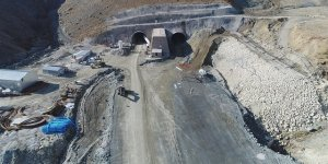 Erzurum'da İnşa Edilen 7 Tünel Projesi