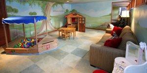 Çocuk Odalarında Doğa Teması Ön Planda