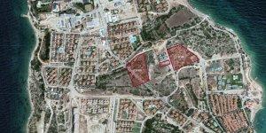 Çeşme'de 29 Milyon TL'ye Satılık 3 Arsa