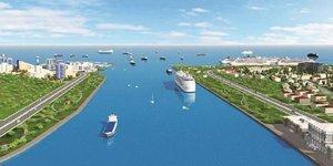 Kanal İstanbul Çalışmaları Hızlandırıldı