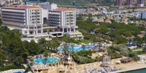 Fantasia Hotel DeLuxe  Kuşadası İcradan Satıldı