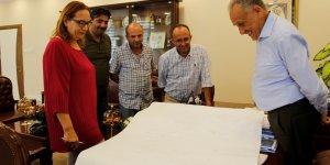 Ödemiş'te 500 Konutluk TOKİ Projesi İçin Şantiye Kuruldu