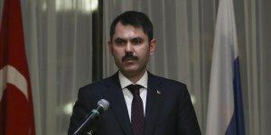 Bakan Kurum Rusya'da Yatırım Yapan Türk Müteahhitlerle Buluştu