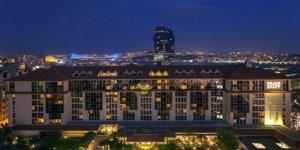 Çinliler Grand Hyatt Oteli'ne Talip