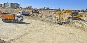 Ceylanpınar Yeni Devlet Hastanesi İnşaatı Son Durum