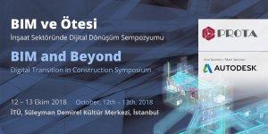 Türkiye'de İlk: İnşaat Sektöründe Dijital Dönüşüm Sempozyumu