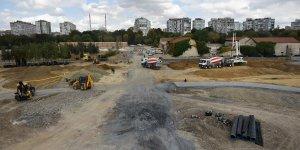 Bakırköy Baruthane Arazisinde Millet Bahçesi İnşaatı Başladı