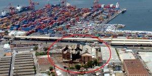 Alsancak'taki Tarihi Elektrik Fabrikası ve Arazisi Yeniden Satışa Çıktı