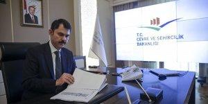 Çevre ve Şehircilik Bakanlığı 2019-2023 İcraat Planını Hazırlanacak