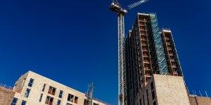 Ant Yapı'nın Londra'daki Apex House Projesi Yapısal Olarak Tamamlandı