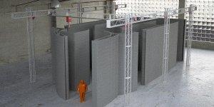 Dünyanın En Büyük 3D İnşaat Yazıcısı