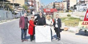 Karabağlar'da Arsa Mağdurları 7 Yıldır İmar Bekliyor