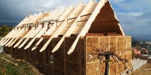 Gayrimenkulde 'Saman Ev' Trendi: Metrekaresi 800 TL'den Başlıyor