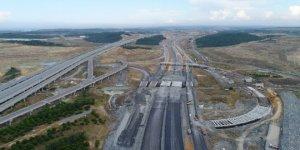 Kuzey Marmara Otoyolu 2020'de Açılacak