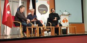 Kalebodur'la  Mimarlar Konuşuyor 'Kampüs'  İzmir'de Öğrencilerle Buluştu