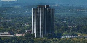 21 Katlı Çelik Bina 16 Saniyede Yıkıldı