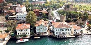 İstanbul Boğazı'ndaki 600 Yalı'dan 100'e Yakını Yabancılara Satıldı