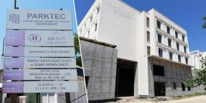 Çanakkale Hilton Otel'in İnşaatı Durdu!