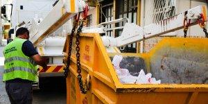 Tadilat İşleri Arttı, Belediye Moloz Seferberliği Başlattı