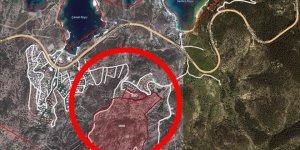 Foça'da 33 Hektarlık Alan İmara Açıldı!