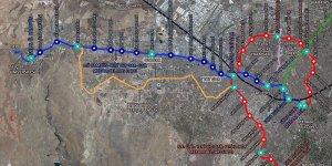 Konya Metro Projesinin Detayları, Güzergahı ve Durakları Belli Oldu