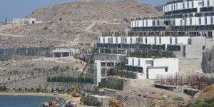 The Bo Viera Projesinin Kaçak Kısımları Yıkılıyor