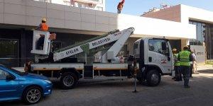 Yavuzlar MyLife City Projesinin Satış Ofisi ve Örnek Dairesi Yıkıldı