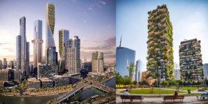 Mimaride Yeni Yaklaşım: Ağacın İzinde Yeşil Yapılaşma!