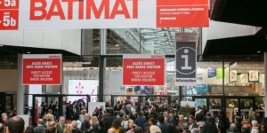 Batimat Paris Fuarı'na Türkiye'den 50  Firma Katıldı