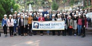 'Beyaz Baretli Kadınlar' Projesi Tanıtıldı