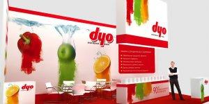 Dyo Batimat Fuarı'nda İnovatif Ürünlerini Tanıttı