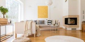 Ev Dekorasyonunda Kış Modası 2019