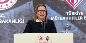 Türk Müteahhitler Yurt Dışında 395 Milyar Dolarlık Proje Üstlendi