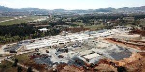 Sancaktepe'deki Hastane İnşaatı Başladı