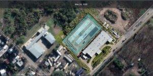 Dronlar Acil Durum Hastane İnşaatını Hızlandırdı