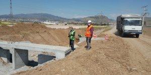 Bergama Çevre Yolu İnşaatı Başladı