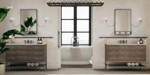 Banyo Tasarımlarında Ergonomi Standartları Yüksek Önem Taşıyor