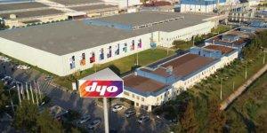 DYO Avrupa'nın En Büyük 22'inci Boya Üreticisi