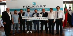 Folkart'tan İzmir'deki 7 Spor Kulübüne 1,5 Milyonluk Destek