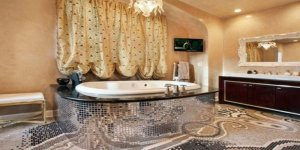 Dekorasyonda Mozaik Albenisi