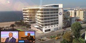 İzmir Ticaret Odası Yeni Binası Metrekare Maliyeti 4.400 Lira
