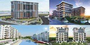 İzmir'de 500 Bin Liradan Ucuz Hemen Teslim Konut Projeleri