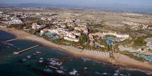 Burak Turizm'den Manavgat Ilıca'ya 400 Odalı Otel