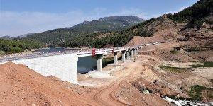 Isparta Melikler Köprüsü açıldı